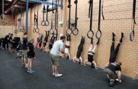 La última tendencia en entrenamiento físico: Crossfit