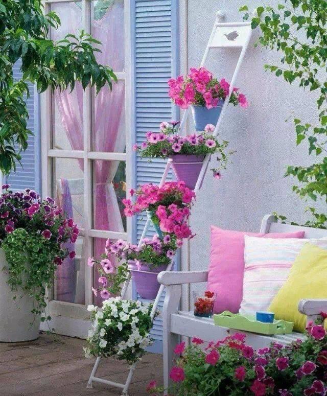 Tendencias en jardines peque os moda de hoy jardines Jardines verticales para patios pequenos
