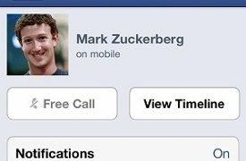 LLamadas gratuiras ahora también en Facebook