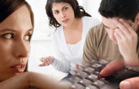 Crece mundialmente la infidelidad virtual