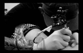 Nombre del barrio en tatuajes: Lo último que se usa