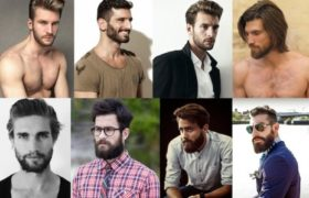 Barba y bigote tendencias 2014
