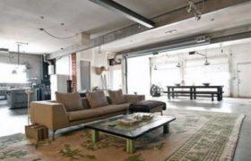 El estilo industrial es tendencia en decoración