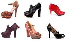 ¿Qué zapatos se van a usar en el 2014?