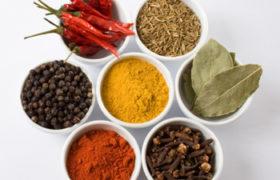 Las especias que son tendencia en la gastronomía