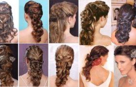 Cuales son las últimas tendencias en peinados de novia