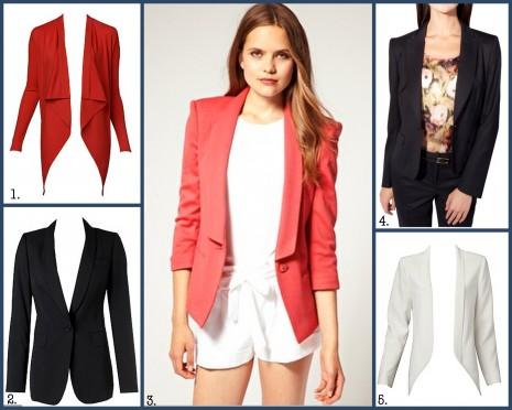 Con Todo Y Sobre Todo El Blazer Es Tendencia | Moda De Hoy