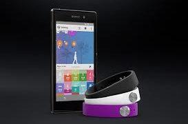 SmartBand, Pulsera inteligente de Sony en Argentina