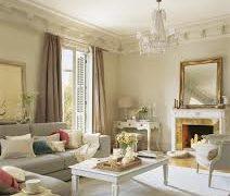 Dorados y Patrones geométricos: Tendencia en decoración