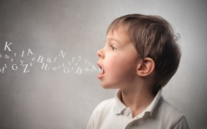 niños y el habla