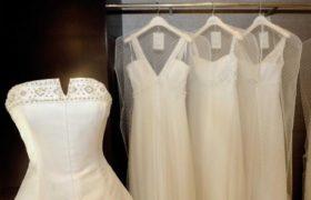 Vestidos de novia en ferias americanas online
