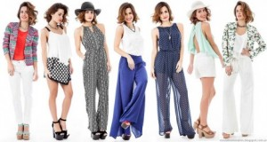 Moda primavera verano 2015 Activity looks