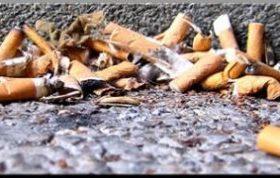 Las colillas de cigarrillos serán usadas para hacer superbaterías