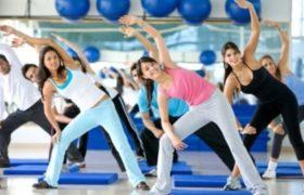 La gimnasia modeladora son tendencia ahora en primavera