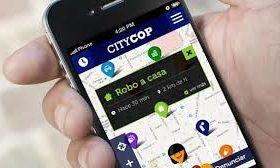 Una aplicación para prevenir los delitos en conjunto, Citycop