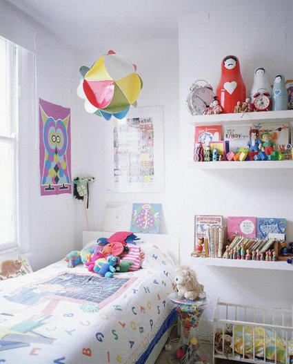 decoracion de cuartos infantiles
