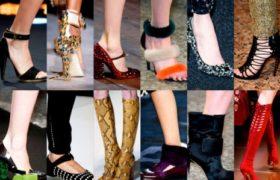 Tendencia en zapatos 2016 y  novedosos diseños en calzado