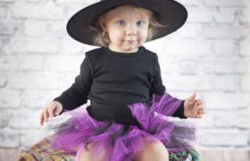 Cómo hacer un traje de bruja para halloween