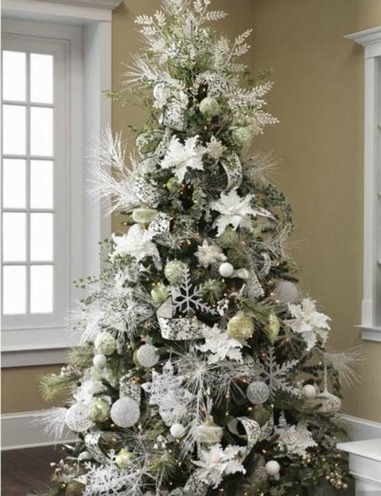 Tendencia 2014 en rboles de navidad moda de hoy - Comprar arboles de navidad decorados ...