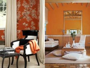 decoracion-color-naranja