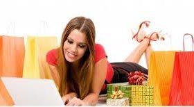 La nueva tendencia en mujeres: comprar productos de belleza online