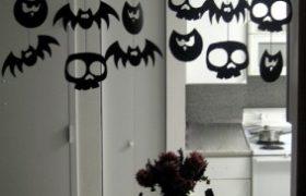 El negro y las calaveras, tendencia en Halloween