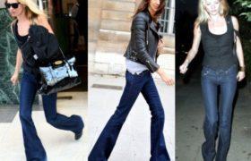 La ultima tendencia en jeans 2015-2016