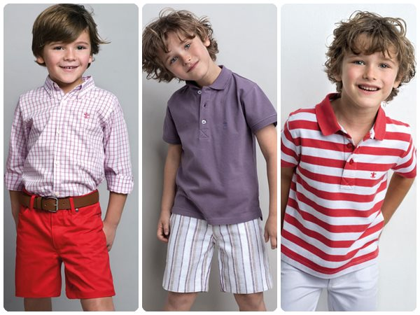 Ropa para chicos verano 2015 con color moda de hoy - Moda nino 2015 ...