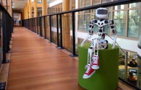Proyecto Poppy: Robot de código abierto