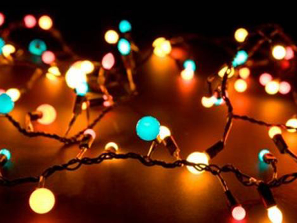 Tendencia 2014 en rboles de navidad moda de hoy - Luces arbol de navidad ...