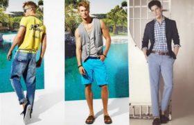 Tendencias y estilos en ropa de Hombre 2015