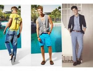 Tendencias de moda hombre  1