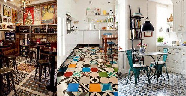 Tendencias en decoraci n para el 2015 moda de hoy - Baldosas para cocinas modernas ...