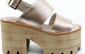Tendencia en zapatos para usar en año nuevo