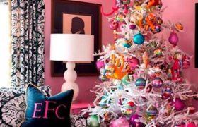 Las tendencias en boga para la decoración navideña 2015