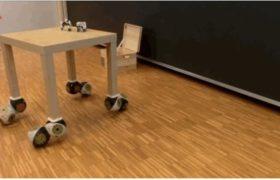 Tendencia: muebles robóticos