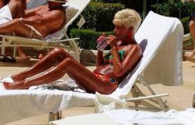Adicción a tomar sol: Tendencia poco saludable
