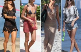 Los out en el look de playa
