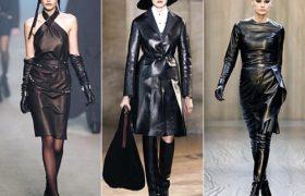 Consejos para llevar prendas de cuero: tendencias