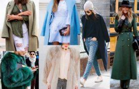 Moda invierno 2016: tendencias