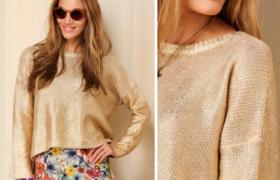 Tendencia en sweaters para este otoño-invierno 2015