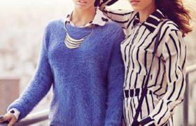 Tendencia sweaters otoño-invierno 2015