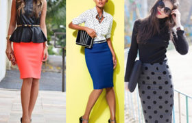 Faldas que marcan tendencia en este 2015