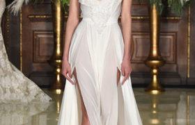 Vestidos de novia: los vestidos elegidos en el Nueva York Bridal Week