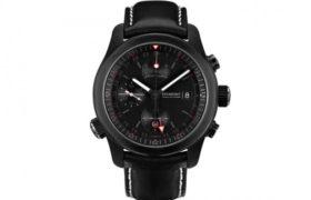 Moda de relojes negros para hombres en este 2015
