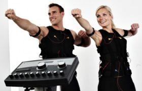 Electro-fitness, lo último en entrenamiento físico