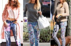 """De los clásicos jeans, esta temprada pasamos a los jeans """"customizados"""""""