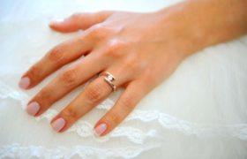 Cómo pintarte las uñas el día de tu casamiento