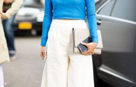Los pantalones Culotte: la nueva tendencia de la temporada