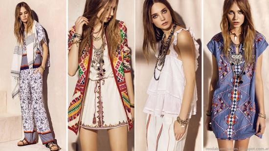 Moda primavera verano 2016 Rapsodia